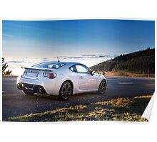 Toyota GT86 II Poster