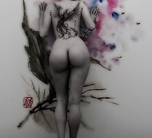 Wallflower by Maynard Ellis