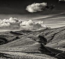 Mountain panorama by Dobromir Dobrinov