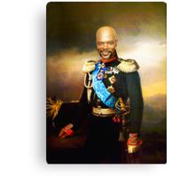 Sir Samuel Leroy Jackson Canvas Print