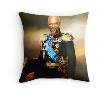 Sir Samuel Leroy Jackson Throw Pillow