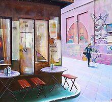 Cafe Culture. by Bob Hickman