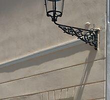 Old lamp by Dobromir Dobrinov