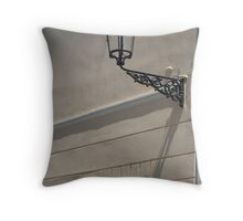 Old lamp Throw Pillow