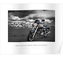 Jonas' Bike Poster