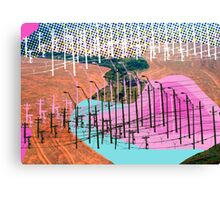 Human Landscape Canvas Print