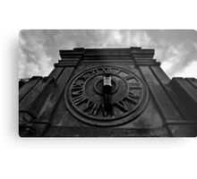 Not so fast, Time! Metal Print