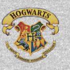 Hogwarts by AleCampa