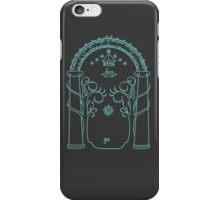 Dwarf Door iPhone Case/Skin