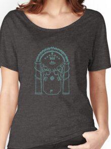 Dwarf Door Women's Relaxed Fit T-Shirt