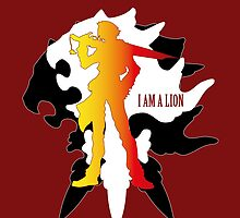 I am a Lion! (iPad Edition) by agustindesigner