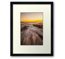13th Beach Framed Print
