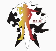 I am a Lion! Kids Clothes