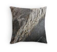 Salt Mine  Throw Pillow