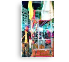 Pro(gress)test(ification), Barcelona, 2009-12-03 Canvas Print
