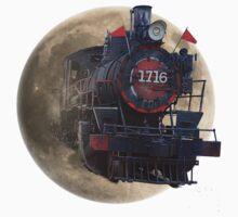 NIGHT TRAIN 1716 Kids Tee