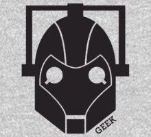 Geek Shirt #1 Cyberman Kids Clothes