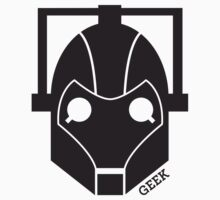 Geek Shirt #1 Cyberman Kids Tee