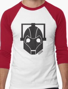 Geek Shirt #1 Cyberman Men's Baseball ¾ T-Shirt