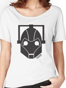 Geek Shirt #1 Cyberman Women's Relaxed Fit T-Shirt