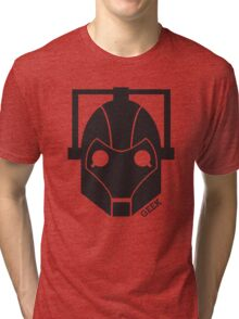 Geek Shirt #1 Cyberman Tri-blend T-Shirt