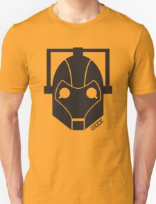 Geek Shirt #1 Cyberman Unisex T-Shirt