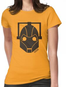 Geek Shirt #1 Cyberman Womens Fitted T-Shirt