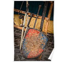 Swords & Shield Poster