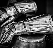 Knight gloves by Dobromir Dobrinov