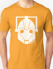 Geek Shirt #1 Cyberman (White) T-Shirt