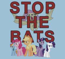 Stop the Flutterbat Kids Clothes