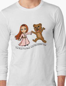 The Bear And The Maiden Fair Long Sleeve T-Shirt