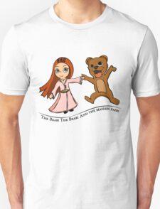 The Bear And The Maiden Fair T-Shirt