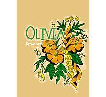 olivia Photographic Print