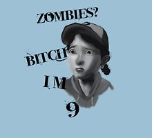 Walking Dead With Clementine Unisex T-Shirt