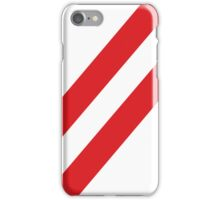 Simplicity  - Candy cane  iPhone Case/Skin