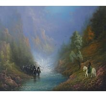 Arwen (Rise Of The River Bruinen) Photographic Print
