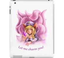 Popstar Ahri - be fabulous! iPad Case/Skin