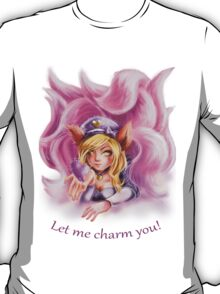 Popstar Ahri - be fabulous! T-Shirt