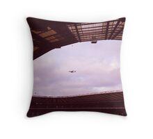 Plane. Twickenham. Throw Pillow