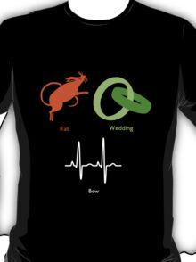 Sherlock Series 3--colour T-Shirt