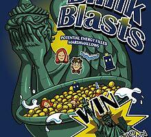 Blink Blasts by Stephen Hartman