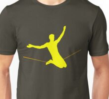 Double drop knee (for dark T-shirts) Unisex T-Shirt