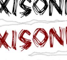 Alexisonfire Sticker