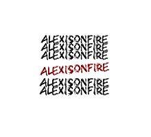 Alexisonfire Photographic Print