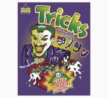 Tricks by Stephen Hartman