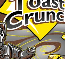 Cyber Toast Crunch Sticker