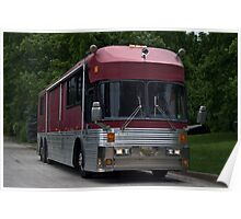 1981 Eagle Motor Coach RV Poster