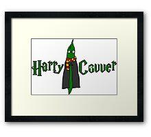 Harry Covver Framed Print