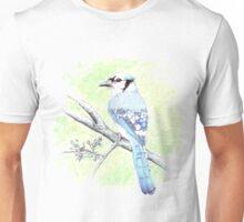 Little Bluejay Unisex T-Shirt